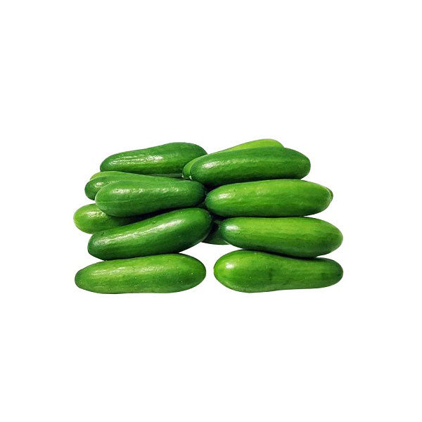 Holland Baby Cucumber 500 gm - Sabadda - Indian Online Grocery Store in UK