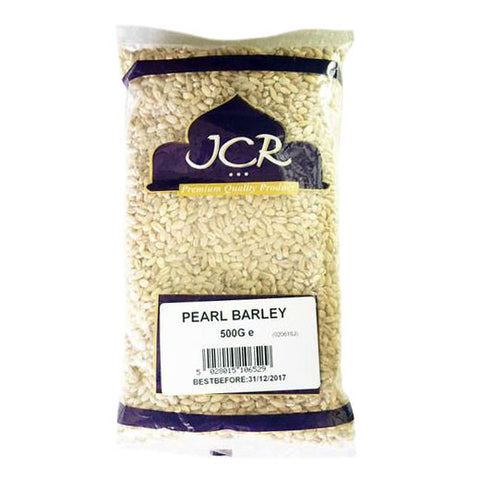 JCR Pearl Barley 500 gm - Sabadda - Indian Online Grocery Store in UK