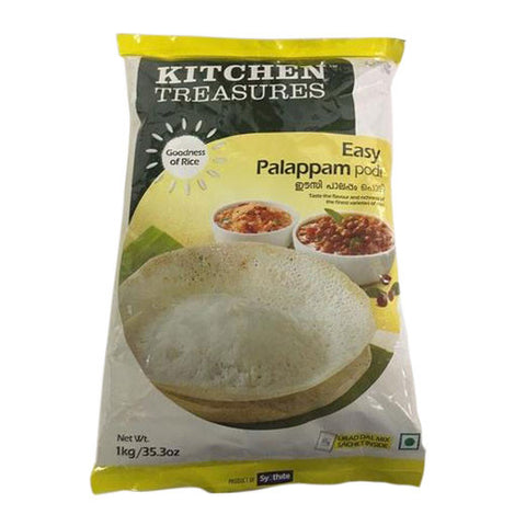 Kitchen Treasures Easy Palappam Podi 1 kg - Sabadda - Indian Online Grocery Store in UK