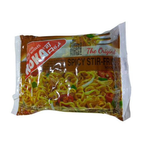 Koka Spicy Stir-Fried Noodles 85 gm - Sabadda - Indian Online Grocery Store in UK