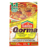 Laziza Qorma Masala 100 gm - Sabadda - Indian Online Grocery Store in UK