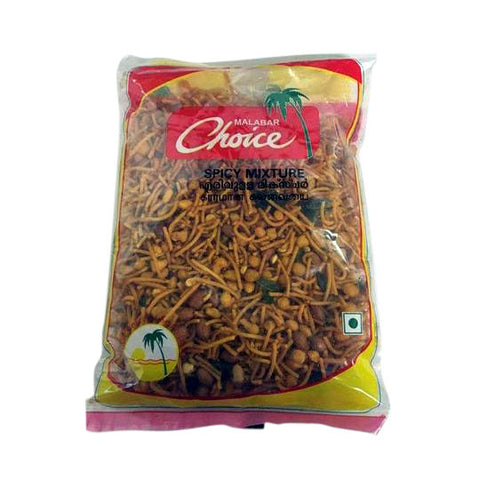 Malabar Choice Spicy Mixture 350 gm - Sabadda - Indian Online Grocery Store in UK