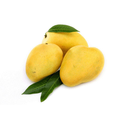 Badami / Banganapalle Mangoes ( Box of 8 pieces ) - Sabadda - Indian Online Grocery Store in UK