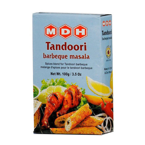 MDH Tandoori Barbeque Masala 100 gm - Sabadda - Indian Online Grocery Store in UK