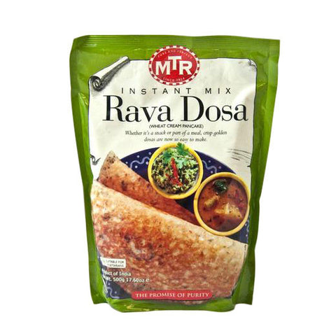 MTR Instant Mix Rava Dosa 500 gm - Sabadda - Indian Online Grocery Store in UK
