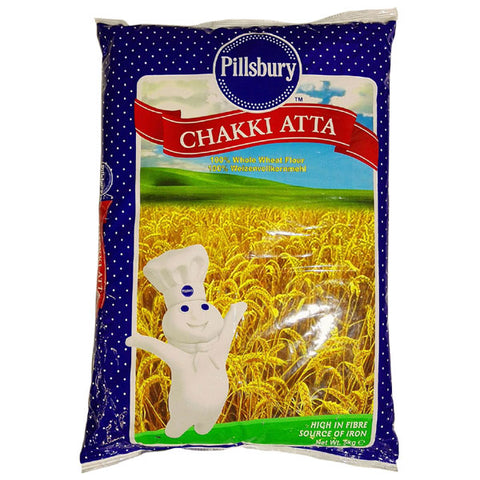 Pillsbury Chakki Atta 5 kg - Sabadda - Indian Online Grocery Store in UK