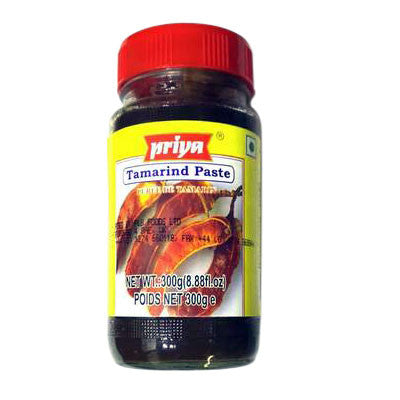 Priya Tamarind Paste 300 gm - Sabadda - Indian Online Grocery Store in UK