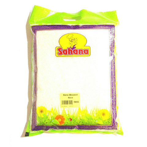 Sahana Sona Masoori Rice 5 kg - Sabadda - Indian Online Grocery Store in UK