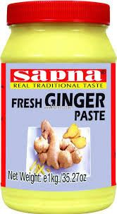 Sapna Ginger Paste 330gm - SabAdda - Asian Grocery Store
