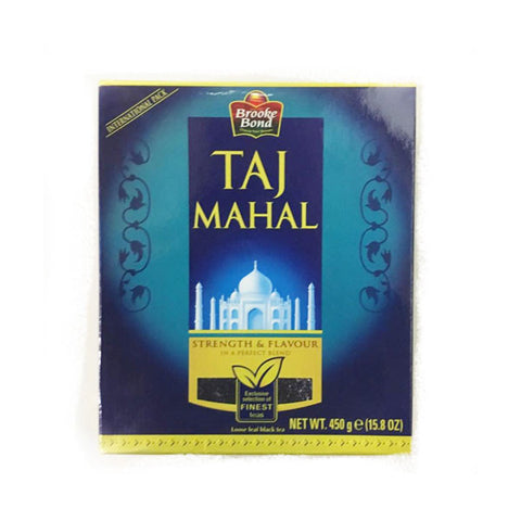 Taj Mahal Tea Powder 450 gm - SabAdda - Asian Grocery Store