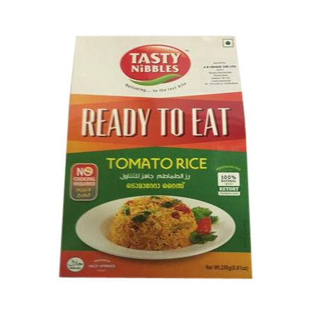 Tasty Nibbles Ready to Eat Tomato Rice 250 gm - Sabadda - Indian Online Grocery Store in UK