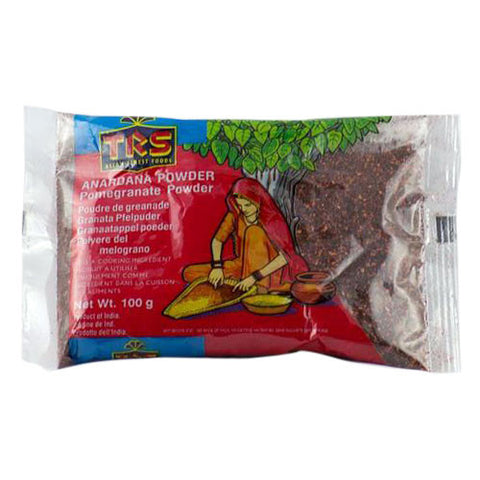 TRS Anardana Powder Pomegranate Powder 100 gm - Sabadda - Indian Online Grocery Store in UK