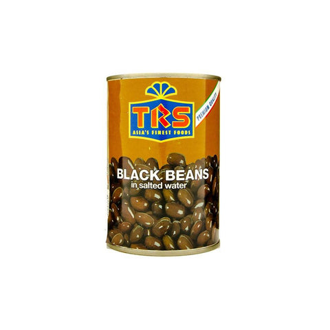 TRS Canned Boiled Black Beans 400 gm - SabAdda - Asian Grocery Store