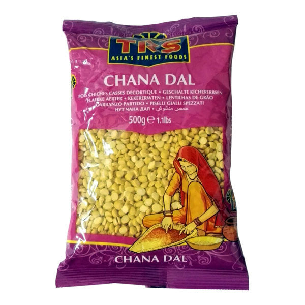 TRS Chana Dal 500 gm - Sabadda - Indian Online Grocery Store in UK