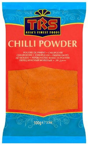 TRS Chilli Powder 100 gm - SabAdda - Asian Grocery Store