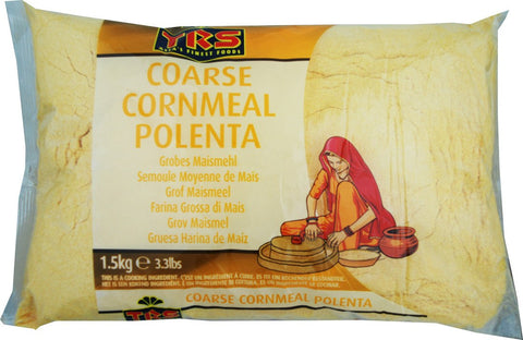 TRS Cornmeal Coarse 1.5kg - SabAdda - Asian Grocery Store