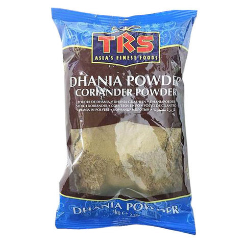 TRS Dhania Powder Coriander Powder 1 kg - Sabadda - Indian Online Grocery Store in UK
