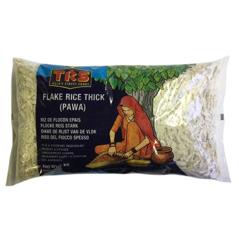 TRS Flake Rice Thick (Pawa) 1 kg - Sabadda - Indian Online Grocery Store in UK