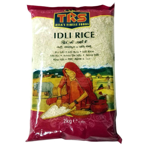 TRS Idli Rice 2 kg - Sabadda - Indian Online Grocery Store in UK