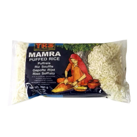 TRS Mamra (Puffed Rice) 200 gm - Sabadda - Indian Online Grocery Store in UK
