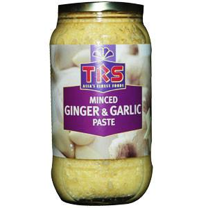 TRS Minced Ginger & Garlic Paste 1kg - SabAdda - Asian Grocery Store