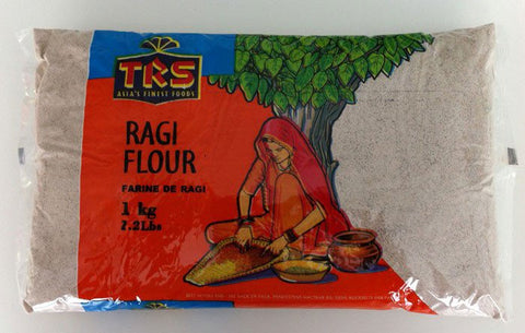 TRS Whole Ragi Flour 1 kg - SabAdda - Asian Grocery Store