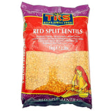 TRS Red Split Lentils 1 kg - Sabadda - Indian Online Grocery Store in UK