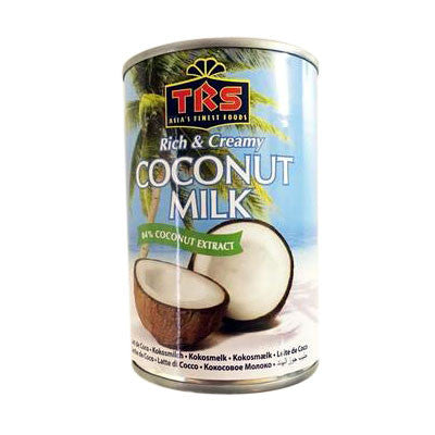 TRS Rich & Creamy Coconut Milk 400 ml - Sabadda - Indian Online Grocery Store in UK