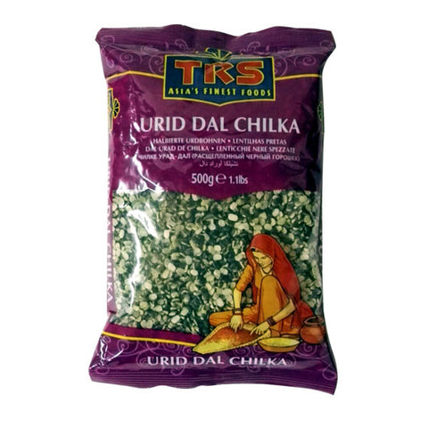 TRS Urid Dal Chilka 500 gm - Sabadda - Indian Online Grocery Store in UK