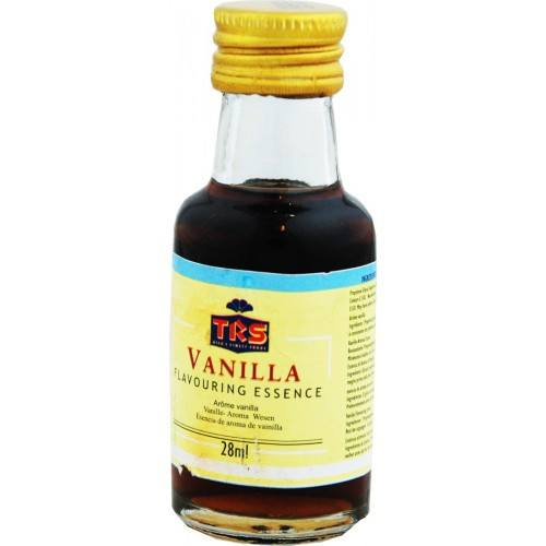 TRS Essence Vanilla 28ml - Sabadda - Indian Online Grocery Store in UK