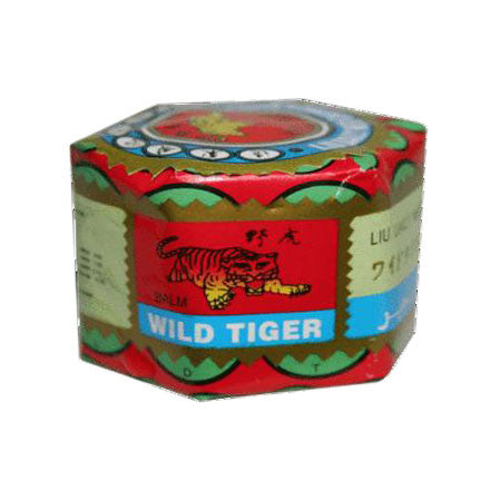 Wild Tiger Balm 9 ml - Sabadda - Indian Online Grocery Store in UK