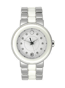 Movado Cerena 3-Hand Analog Womens watch #606540