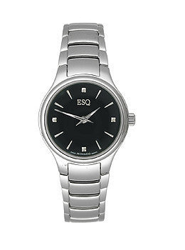 ESQ Movado ESQ by Movado Elan 4 Diamonds Womens watch #07101367
