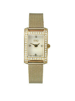ESQ by Movado Neve Mother-of-Pearl Dial Womens Watch #07101379