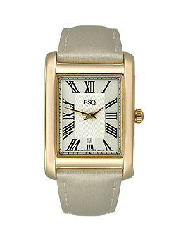ESQ by Movado Filmore Silver-Tone Dial Womens Watch #07101389
