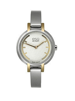 ESQ by Movado Contempo Two-Hand Stainless Steel - Two-Tone Womens watch #07101392