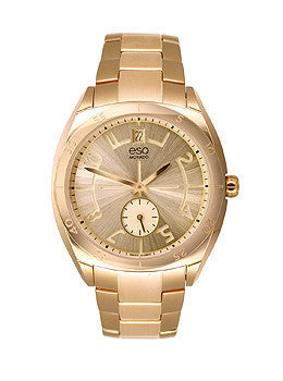 ESQ by Movado Origin Two-Hand Stainless Steel - Rose-Gold Womens watch #07101402