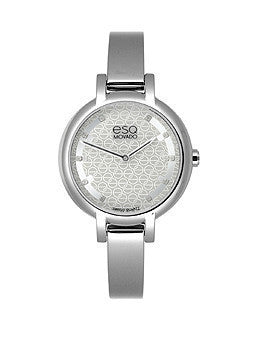 ESQ by Movado Contempo Two-Hand Stainless Steel Womens watch #07101405