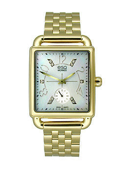 ESQ Movado ESQ Origin Mother-of-Pearl Dial Womens Watch #07101415