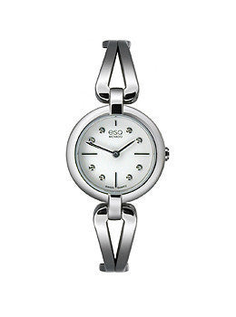 ESQ Corbel Eight Diamond Stainless Steel Womens watch #07101442