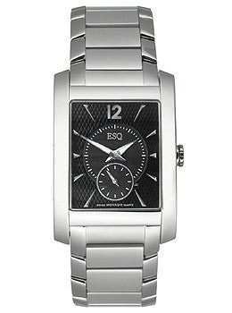 ESQ Movado ESQ by Movado Venture Black Dial Mens Watch #07301296