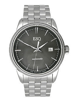 ESQ Movado ESQ by Movado Chronicle Black Dial Mens Watch #07301375
