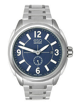 ESQ Movado ESQ by Movado Excel Stainless Steel Mens watch #07301409
