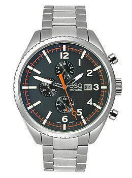 ESQ by Movado Catalyst Chronograph Stainless Steel Mens watch #07301427