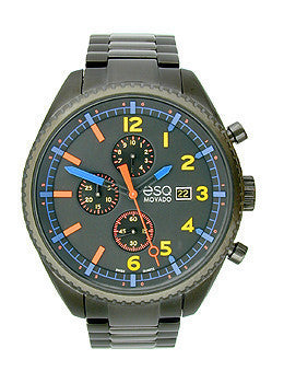 ESQ Movado ESQ Catalyst Chronograph Steel Mens watch #07301452