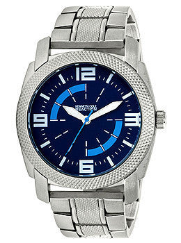 Kenneth Cole Reaction Three-Hand Alloy Mens watch #10017694