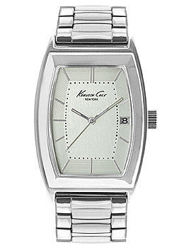 Kenneth Cole New York Three-Hand Alloy Mens watch #10019422