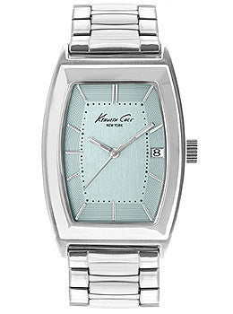 Kenneth Cole New York Three-Hand Alloy Mens watch #10019425