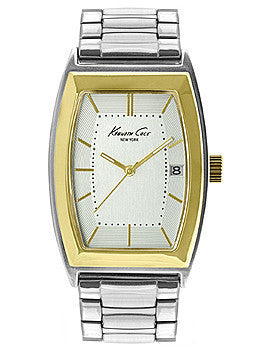 Kenneth Cole New York Three-Hand Alloy Mens watch #10019427