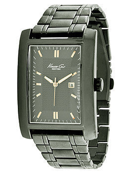 Kenneth Cole New York Gunmetal Alloy Mens watch #10019749